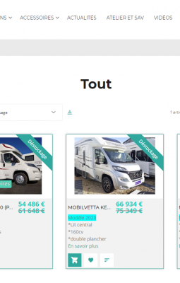 SARL REMY Frères - Camping Car 16