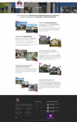 Accueil du site Notre Maison Habitat Plus